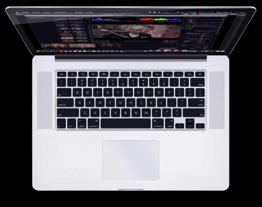 Macbook retina 15
