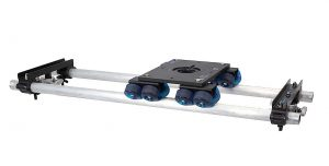 dana dolly curved track