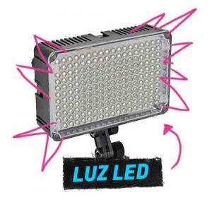 luz led alquiler
