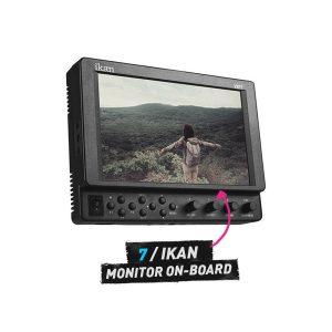 """Monitor Ikan 7"""" VK7"""