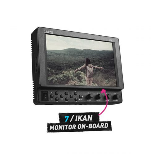 monitor alquiler ikan 7 rubik rental dslr