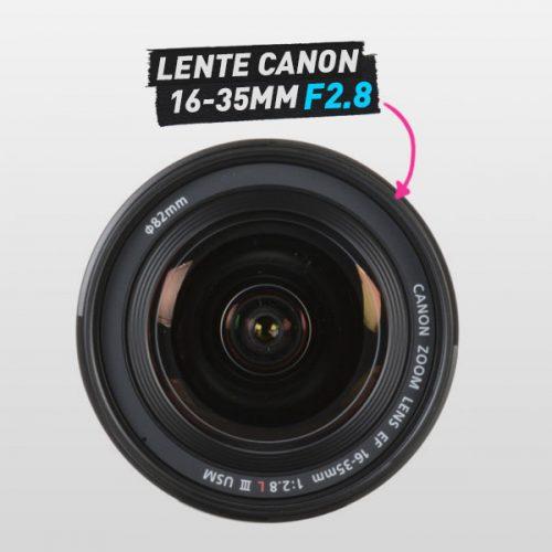 lente canon 16_35m