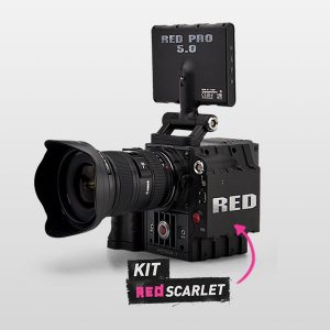 Kit Cámara Red Scarlet-X