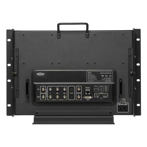 monitor de campo 17 pulgadas rubik rental alquiler