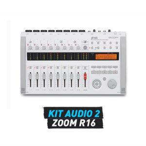 Kit de Audio 2