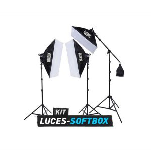 Kit de Luces Softbox