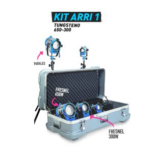 Kit de Luces Arri 1