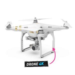 Drone Dji Phantom 3 Professional 4k
