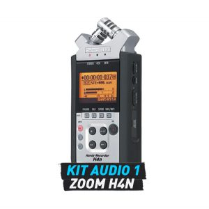 Kit de Audio 1