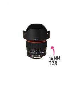 14mm 2.8T