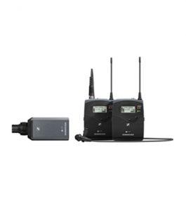 100 G2 transmisor y receptor con Plug/on