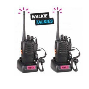 Kit Radios Walkie Talkies